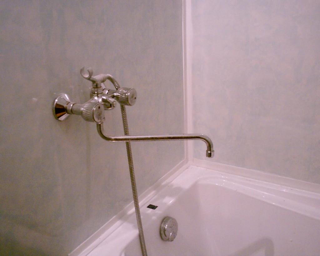Ремонт ванной комнаты пластиковыми панелями своими руками видео