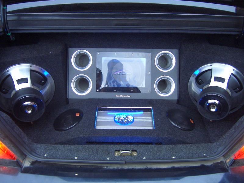 Автомобильная музыка своими руками 32