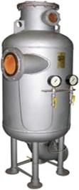 Фильтр-газоотделитель ФГУ-100-1,6-500 Ду 100 Ру 16, 100 мкм