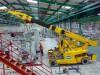 Фото: Самоходный промышленный кран Valla 120 E (Италия)