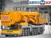 Фото: Аренда крана 500 тонн, аренда автокрана 500 тонн, автокран 500 тонн Челябинск