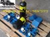 Фото: Зарядник для гидромолота, редуктор с баллоном азота для заправки гидромолота